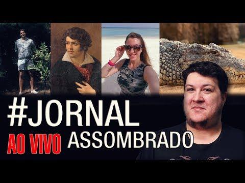 J.A.#182: Caso Amicizia (hoje vai :) Gustave: Crocodilo do Burundi! Sexo com Fantasma