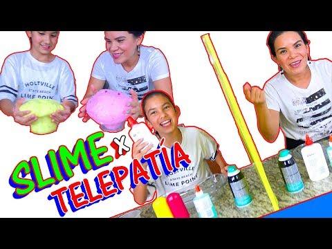 SLIME POR TELEPATÍA  | AnaNana Toys