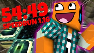 Minecraft Speedrun 1.16 | Pobiłem SWÓJ rekord! :D