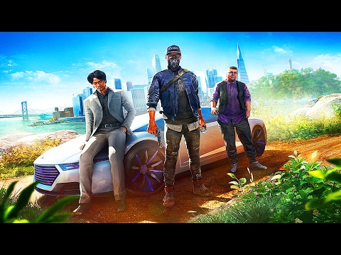 WATCH DOGS 2 - Human Conditions DLC Trailer