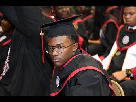 D.M. Therrell High School 2019 Graduation