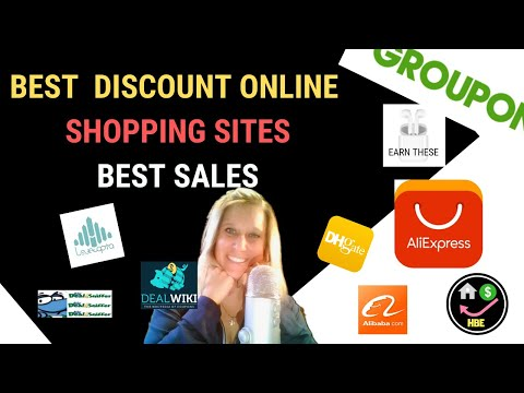 Best Discount Online Shopping Sites - Best Sales Today