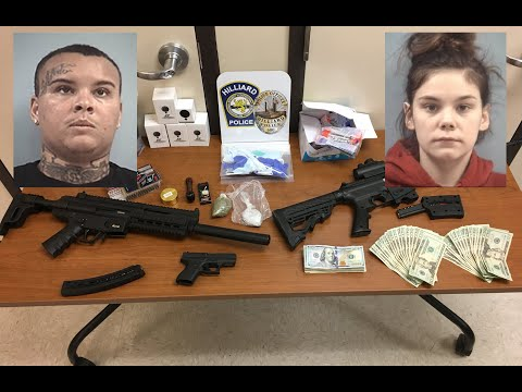 Hilliard PD Arrest Couple On First-degree Drug Charges, Say