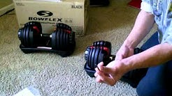 Bowflex SelectTech 552 Dumbbells Unboxing