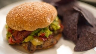 Avocado Salsa Turkey Bacon Burger | The Top 3 Burgers For July 4th