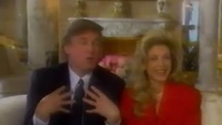 Robin Leach Defends Trump's Remarks About Daughter's Legs in 1994