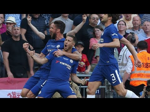 Chelsea 1-0 Manchester United   Chelsea Beat Man United To Win The FA Cup!   Internet Reacts