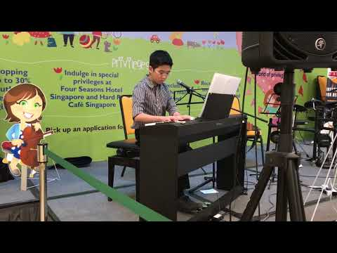 George Yeo - Performance at Forum The Shopping Mall #1