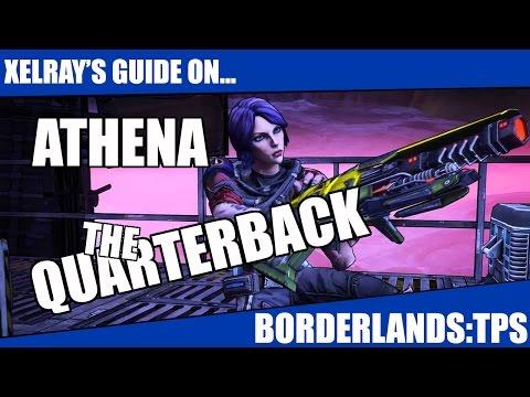 Borderlands  Athena Build Solo