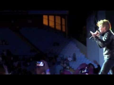 HD Bon Jovi In These Arms / Happy Now Live - Villa Park, Birmingham 9.6.2013
