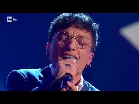 """Ultimo """"Il ballo delle incertezze"""" - Sarà Sanremo 15/12/2017"""