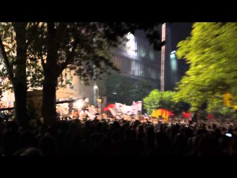 OCCUPY TV : Hellenic public Broadcasting [ERT] (Day 6)