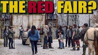 The Walking Dead Season 9 Episode 15 Promo Breakdown + TWD Red Fair Theory
