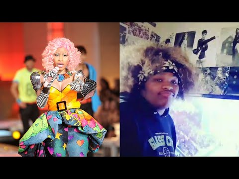 Nicki Minaj Victoria Secret Fashion Show Performance (REACTION)