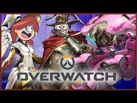 TRY AGAIN. AND AGAIN. | Overwatch with Friends
