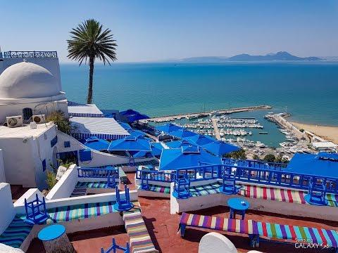 Dovolená - Tunis 2017