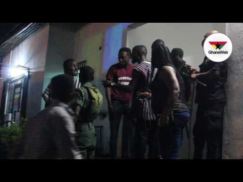 Commotion at University of Ghana over SRC election results