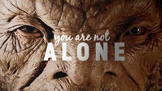 you are not alone | Doctor Who | The Sound Of Drums/The Last Of The Time lords Cinema Trailer