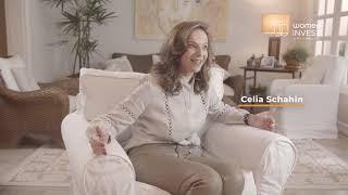 Celia Schahin - Women Invest - Nossos Segredos