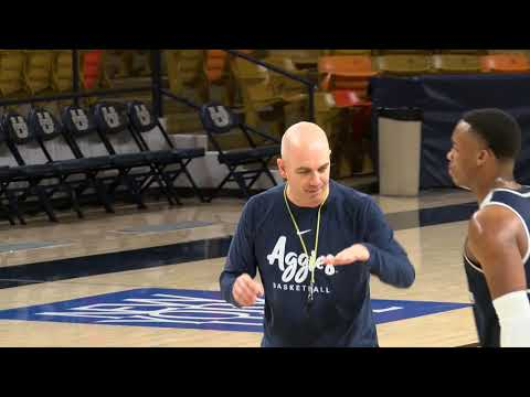 Mic'd Up - Utah State Men's Basketball Coach Craig Smith