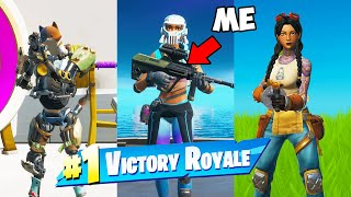 I Pretended To Be SEASON 3 Mythic Bosses in Fortnite…