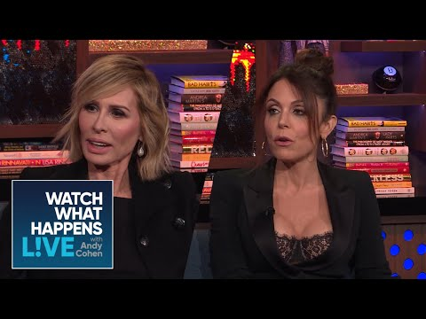 Whose Side Are You On? Bethenny Frankel Or Carole Radziwill Feud | RHONY | Best Of WWHL