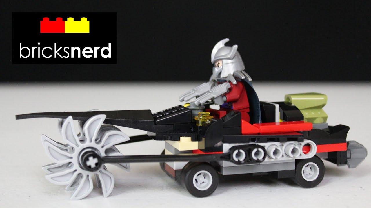 Lego TMNT Teenage Mutant Ninja Turtles DONATELLO Bow 79101 Minifig Minifigure