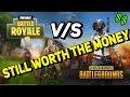 Fortnite vs PUBG | Fortnite Gameplay & Review