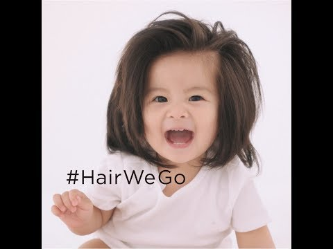 Ellen K Weekend Show - New Pantene Model Is A Baby