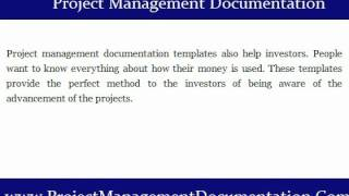 Benefits Of Project Management Documentation Template