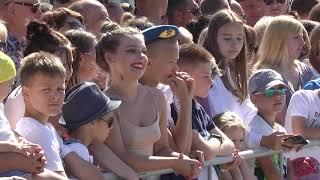 2020-08-04 г. Брест. 90-летие воздушно-десантных войск/ Новости на Буг-ТВ. #бугтв