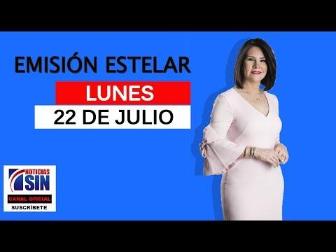 Noticias SIN Emisión Estelar 22/7/2019
