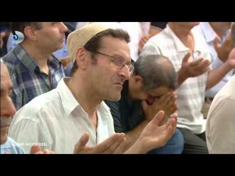 2014 Kadir Gecesi Dua, H.Hilmi YILMAZ, Kanal D