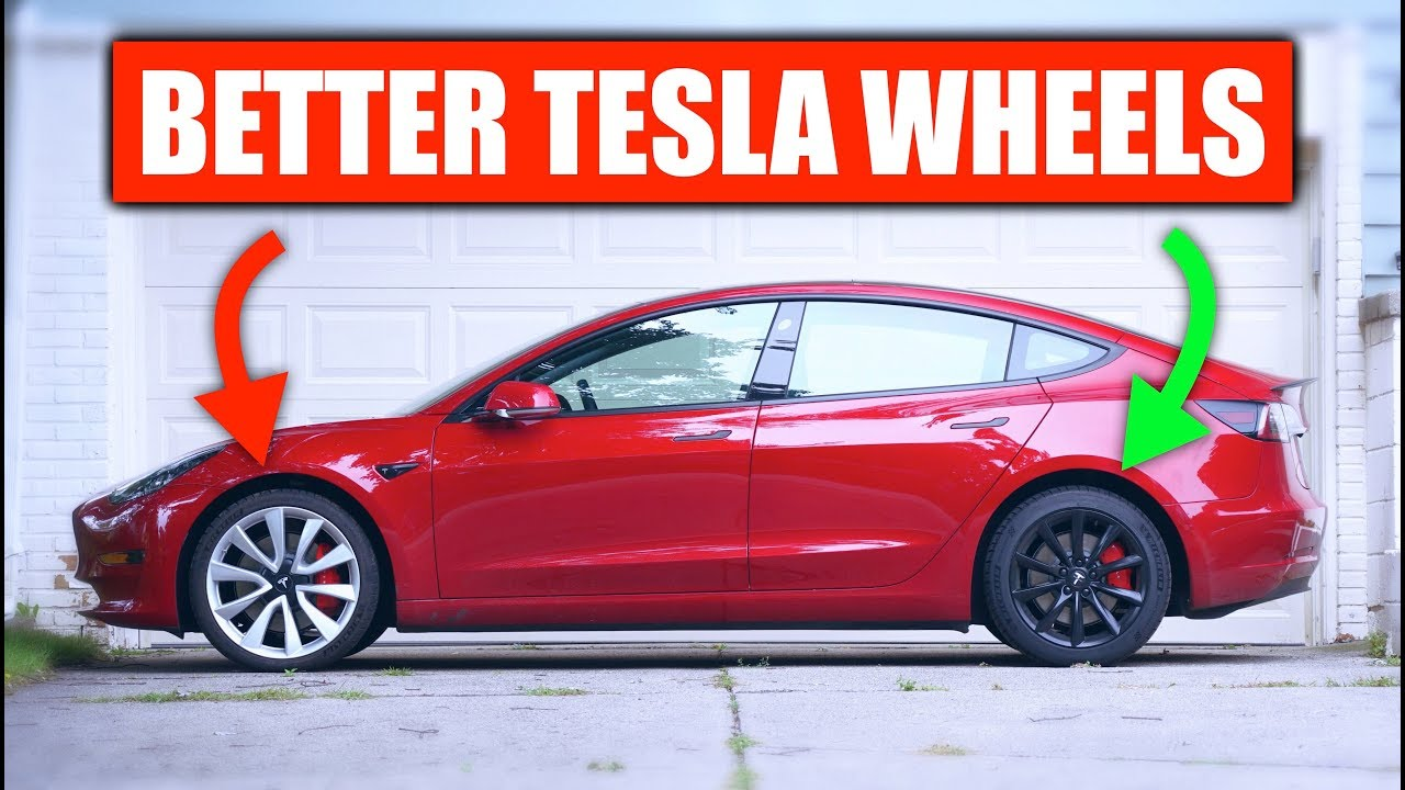 How To Prevent Expensive Tesla Wheel Damage Youtube