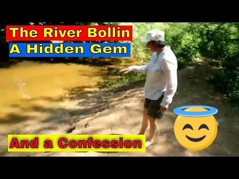 River Bollin Near Altrincham - A Hidden Gem