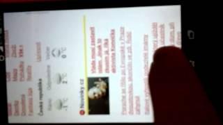 Sony Xperia L - obrazovka blbne
