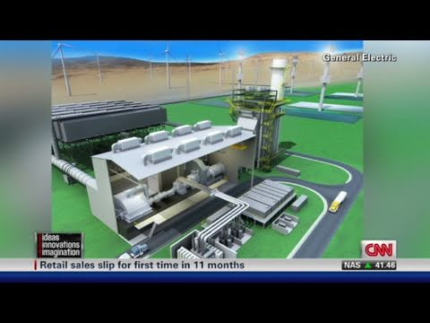 CNN: Hybrid power plant uses wind, solar, gas