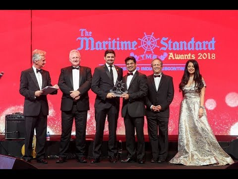 The Maritime Standard Awards 2018- The Maritime Standard Young Person in Shipping