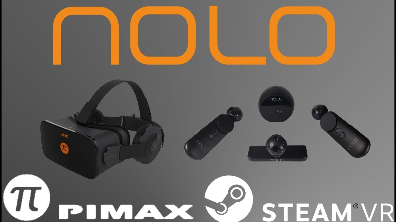 Pimax 4K VR Headset Review and Nolo Test - Twisted Arrow SteamVR Gameplay