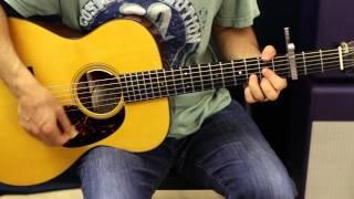 Jason Aldean - Night Train - Song Tutorial - Guitar Lesson - How To Play