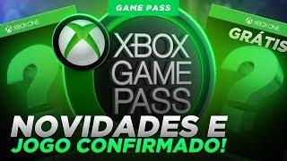 JOGO CONFIRMADO no XBOX GAME PASS, NOVO EXCLUSIVO DE GRAÇA para JOGAR e NOVIDADES!