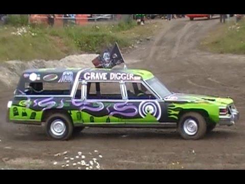 2011 Gander Demolition Derby - Big Car Heat