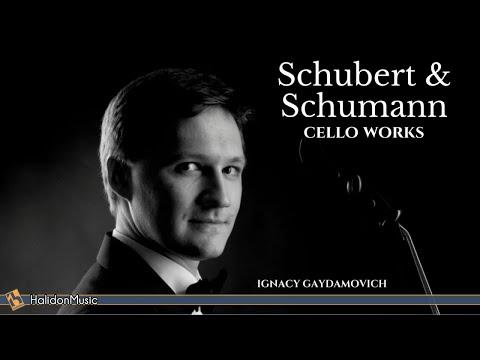 Schubert & Schumann: Cello Works - Ignacy Gaydamovich