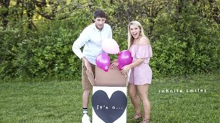 Couple Creatively Announces New Puppy With Balloon Gender Reveal
