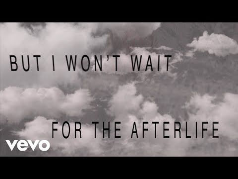 Cilver - Afterlife (Lyric Video)