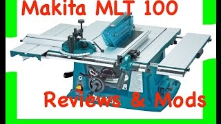Makita Table Saw Review And Modifications.