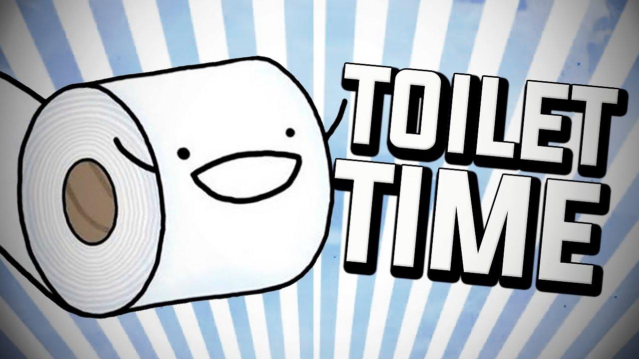 Toilet time free games youtube