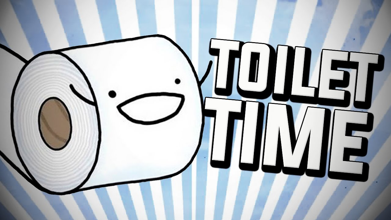 toilette time