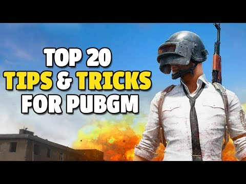 PUBG Mobile   Top 20 Tips & Tricks