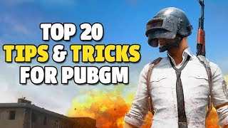 PUBG Mobile | Top 20 Tips & Tricks